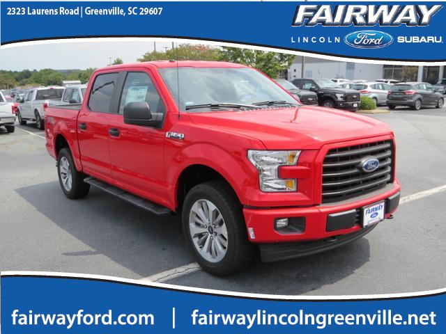 2017 F-150 Crew Cab 4x4 Pickup #R1098 - photo 1