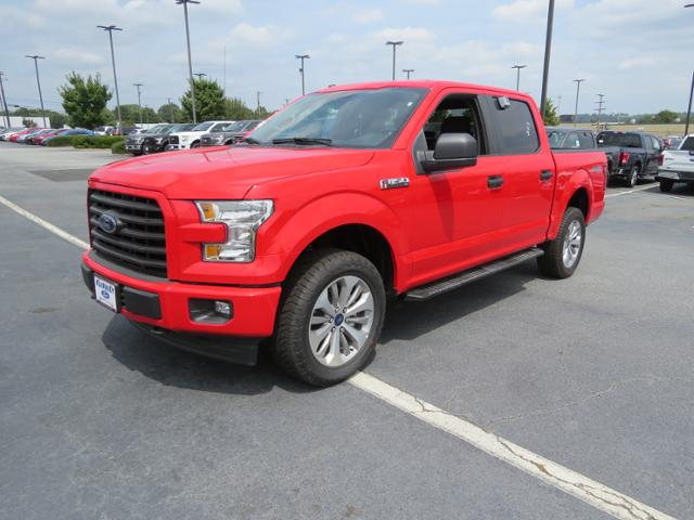 2017 F-150 Crew Cab 4x4 Pickup #R1098 - photo 4