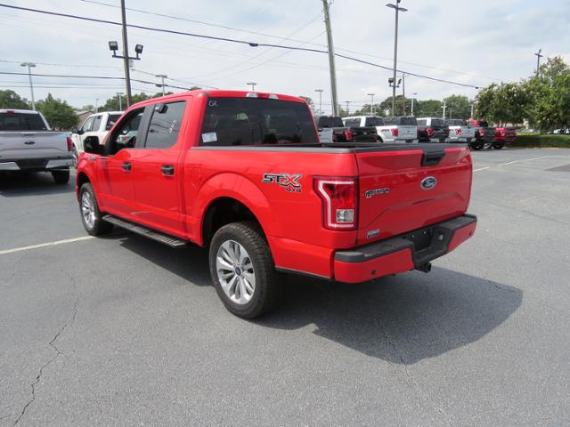 2017 F-150 Crew Cab 4x4 Pickup #R1098 - photo 7