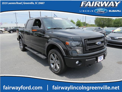 2014 ford f 150 supercrew cab pickup for sale in greenville sc. Cars Review. Best American Auto & Cars Review
