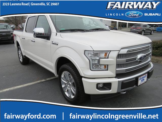 2017 F-150 Crew Cab 4x4 Pickup #R903 - photo 1