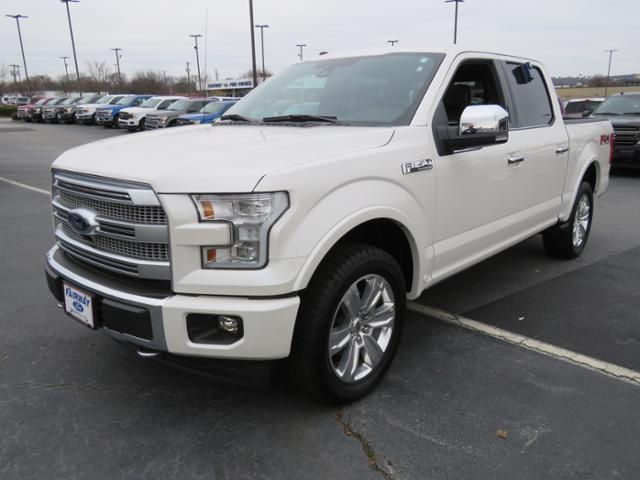 2017 F-150 Crew Cab 4x4 Pickup #R903 - photo 4