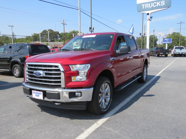 2017 F-150 Crew Cab 4x4, Pickup #S005A - photo 4