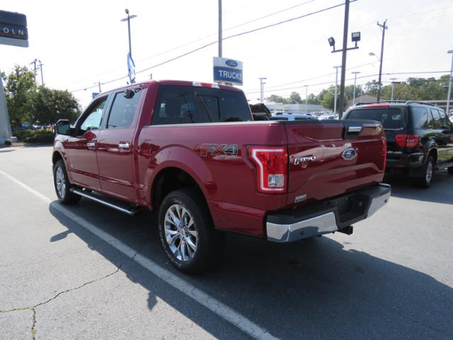 2017 F-150 Crew Cab 4x4, Pickup #S005A - photo 7