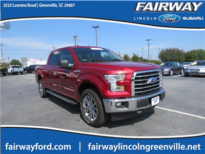 2017 F-150 SuperCrew Cab 4x4, Pickup #S005A - photo 1