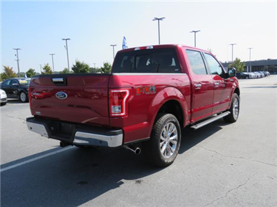 2017 F-150 SuperCrew Cab 4x4, Pickup #S005A - photo 2