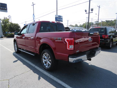 2017 F-150 SuperCrew Cab 4x4, Pickup #S005A - photo 7