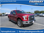 2017 F-150 Crew Cab 4x4, Pickup #S005A - photo 1