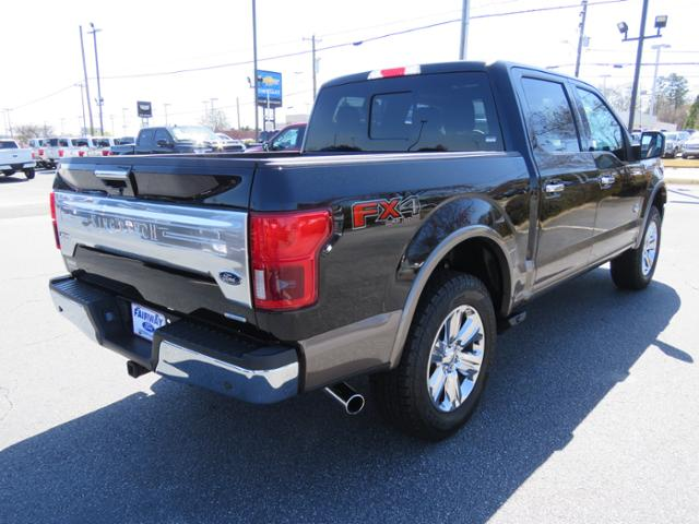 2018 F-150 SuperCrew Cab 4x4,  Pickup #S008 - photo 2