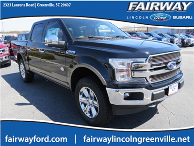 2018 F-150 SuperCrew Cab 4x4,  Pickup #S008 - photo 1