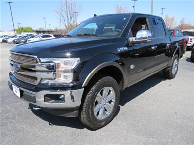 2018 F-150 SuperCrew Cab 4x4,  Pickup #S008 - photo 4