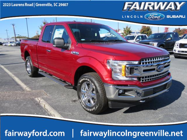 2018 F-150 Super Cab 4x4,  Pickup #S073 - photo 1