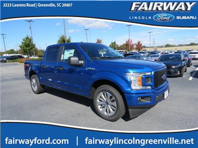 2018 F-150 Crew Cab, Pickup #S074 - photo 1