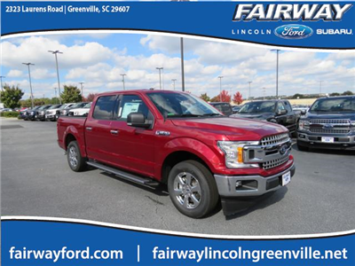 2018 F-150 Crew Cab, Pickup #S079 - photo 1