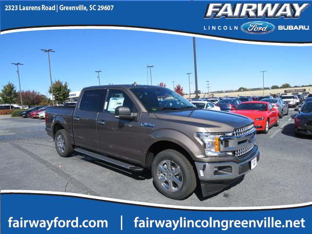 2018 F-150 Crew Cab, Pickup #S087 - photo 1