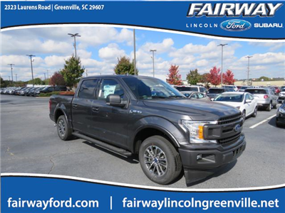 2018 F-150 Crew Cab, Pickup #S088 - photo 1