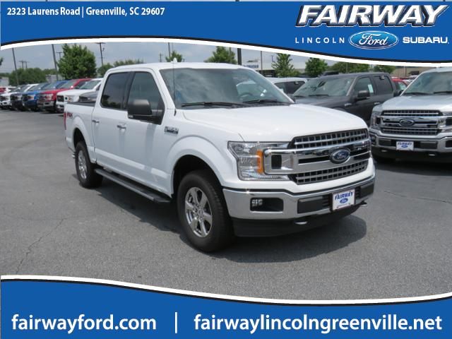 2018 F-150 SuperCrew Cab 4x4,  Pickup #S098 - photo 1