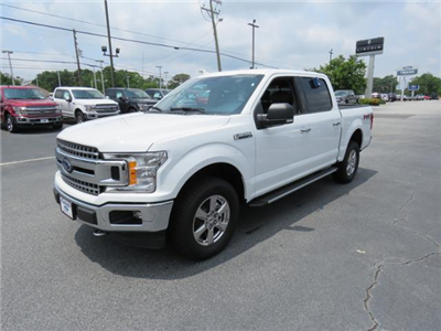2018 F-150 SuperCrew Cab 4x4,  Pickup #S098 - photo 9