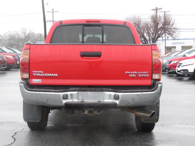 2007 Tacoma Double Cab 4x2,  Pickup #S1051B - photo 7