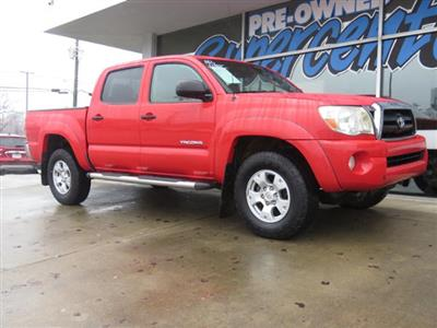 2007 Tacoma Double Cab 4x2,  Pickup #S1051B - photo 2