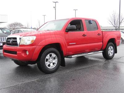 2007 Tacoma Double Cab 4x2,  Pickup #S1051B - photo 4