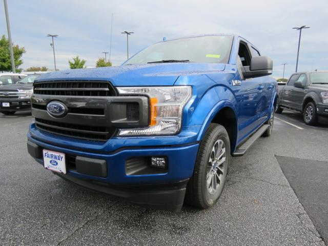 2018 F-150 SuperCrew Cab 4x2,  Pickup #S1053 - photo 4