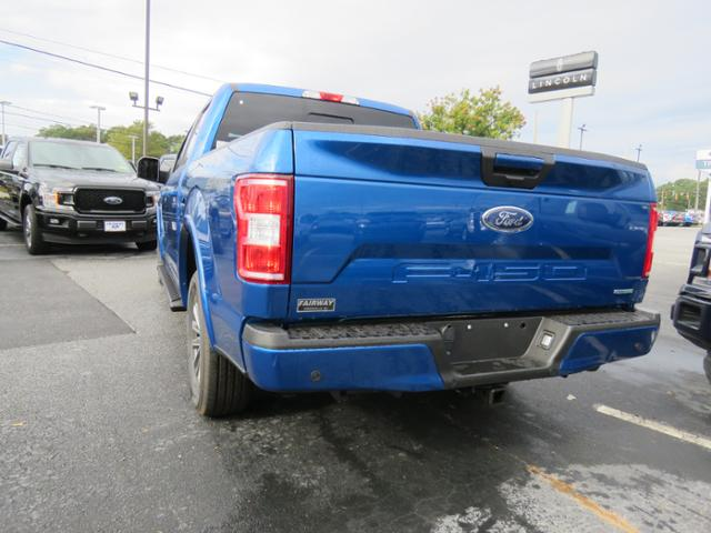 2018 F-150 SuperCrew Cab 4x2,  Pickup #S1053 - photo 7