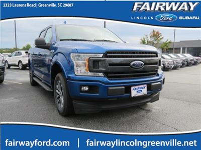 2018 F-150 SuperCrew Cab 4x2,  Pickup #S1053 - photo 1