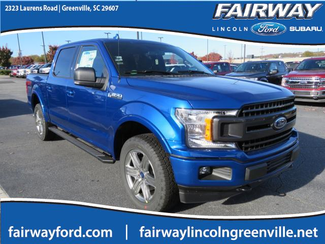 2018 F-150 SuperCrew Cab 4x4, Pickup #S136 - photo 1