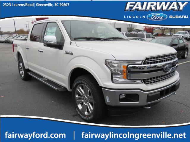 2018 F-150 Crew Cab 4x4 Pickup #S168 - photo 1