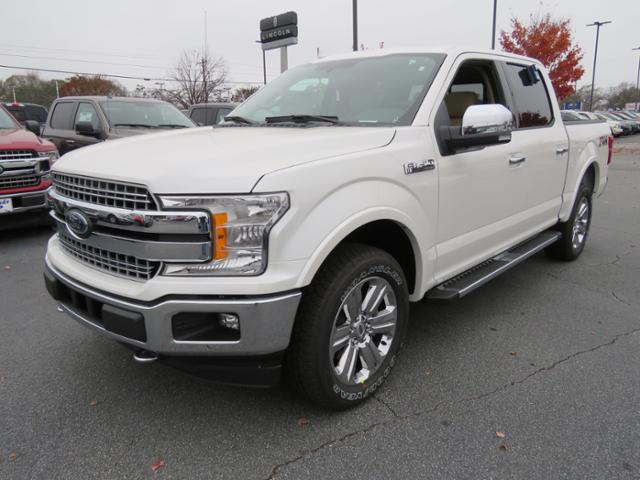 2018 F-150 Crew Cab 4x4 Pickup #S168 - photo 4