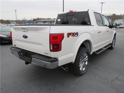 2018 F-150 Crew Cab 4x4 Pickup #S168 - photo 2
