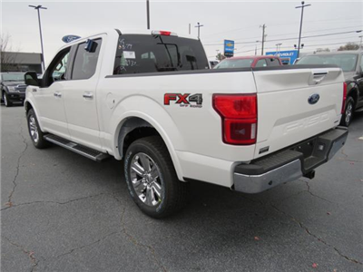 2018 F-150 Crew Cab 4x4 Pickup #S168 - photo 7
