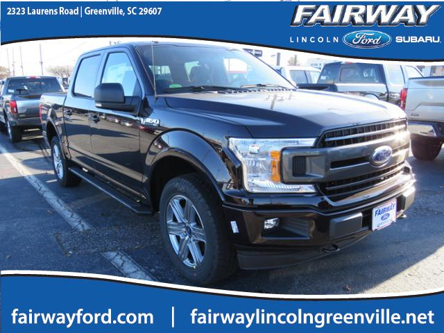 2018 F-150 Crew Cab 4x4, Pickup #S170 - photo 1