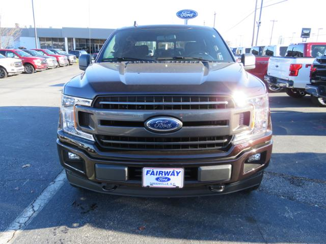 2018 F-150 Crew Cab 4x4, Pickup #S170 - photo 3