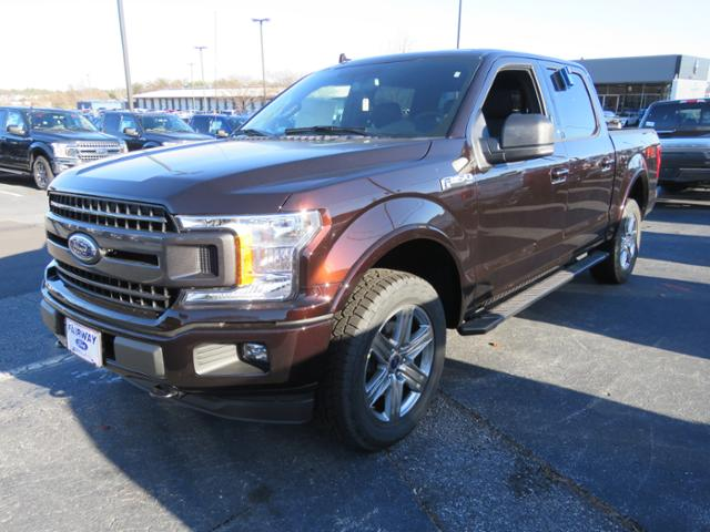 2018 F-150 Crew Cab 4x4, Pickup #S170 - photo 4
