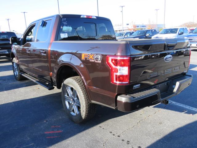 2018 F-150 Crew Cab 4x4, Pickup #S170 - photo 7