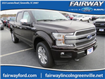 2018 F-150 Crew Cab 4x4 Pickup #S233 - photo 1