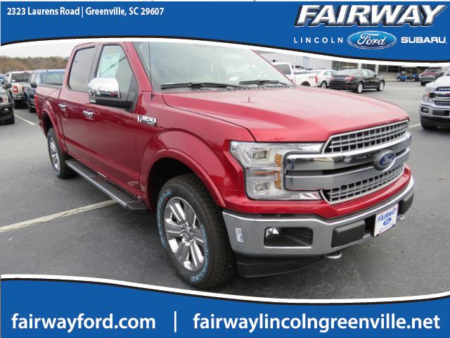 2018 F-150 Crew Cab 4x4, Pickup #S251 - photo 1