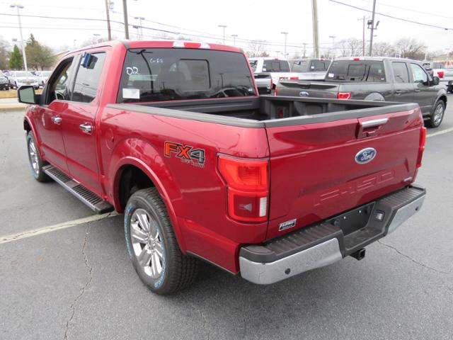 2018 F-150 Crew Cab 4x4, Pickup #S251 - photo 7