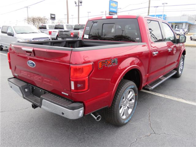 2018 F-150 Crew Cab 4x4, Pickup #S251 - photo 2