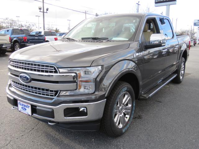 2018 F-150 Crew Cab 4x4 Pickup #S253 - photo 3