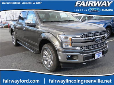 2018 F-150 Crew Cab 4x4 Pickup #S253 - photo 1