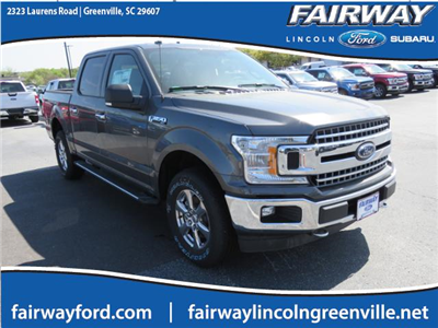 2018 F-150 SuperCrew Cab 4x4,  Pickup #S263 - photo 1