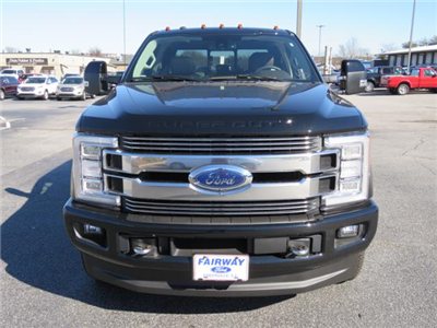 2018 F-350 Crew Cab DRW 4x4, Pickup #S287 - photo 3