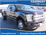 2018 F-350 Crew Cab DRW 4x4, Pickup #S287 - photo 1