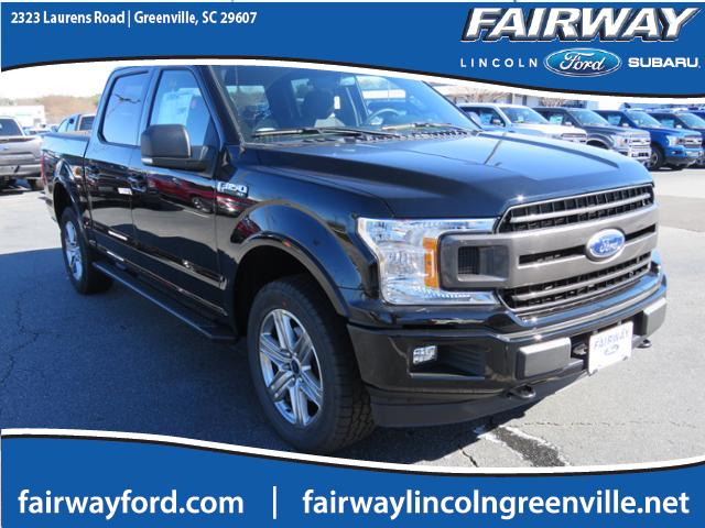 2018 F-150 Crew Cab 4x4, Pickup #S298 - photo 1