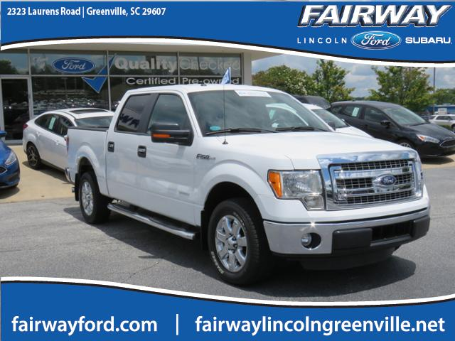 2014 F-150 SuperCrew Cab 4x2,  Pickup #S326A - photo 1