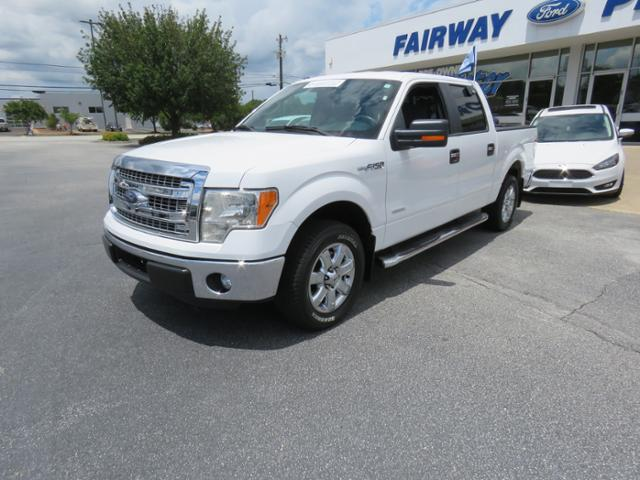 2014 F-150 SuperCrew Cab 4x2,  Pickup #S326A - photo 4