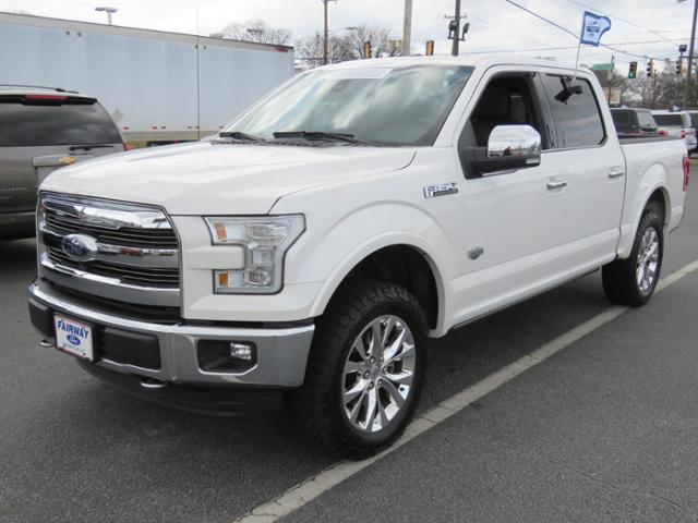 2015 F-150 Super Cab 4x4, Pickup #S426A - photo 4